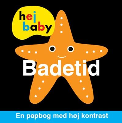 Hej baby - Badetid  9788793723009