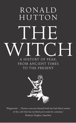 The Witch Ronald Hutton 9780300238679