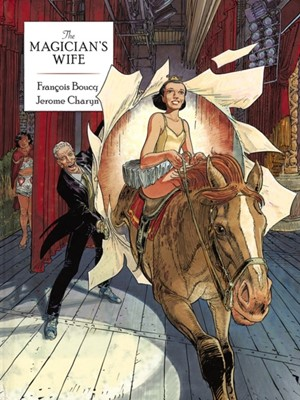 The Magician's Wife Jerome Charyn 9780486800493
