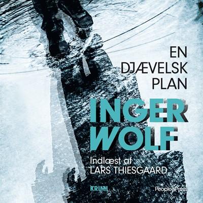 En djævelsk plan Inger Wolf 9788772008066