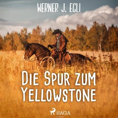 Die Spur zum Yellowstone Werner J. Egli 9788711975725