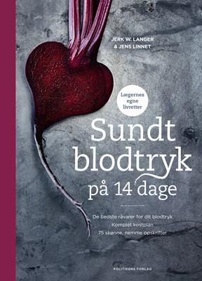 Sundt blodtryk på 14 dage Jens Linnet, Jerk W. Langer 9788740051049