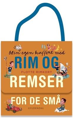 Min egen kuffert med rim og remser for de små Gyldendal 9788702265989