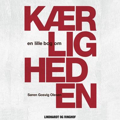 En lille bog om kærligheden Søren Gosvig Olesen 9788726082760
