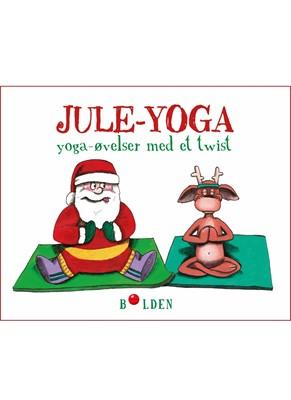 Jule yoga Ukendt forfatter 9788771068108
