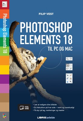 Photoshop Elements 18 Filip Vest 9788778539564