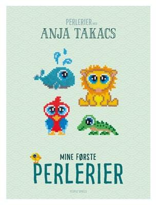 Mine første perlerier Anja Takacs 9788772007373