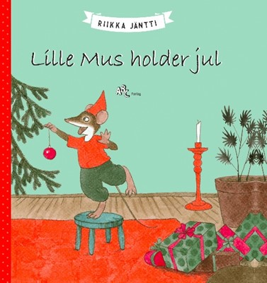 Lille Mus holder jul Riikka Jäntti 9788779165342