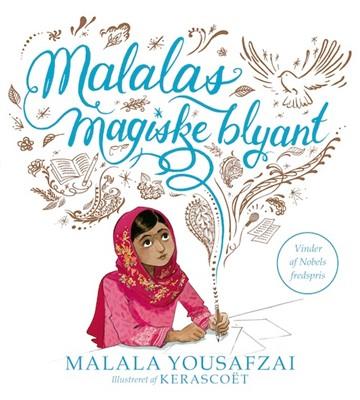Malalas magiske blyant Malala Yousafzai 9788797020388