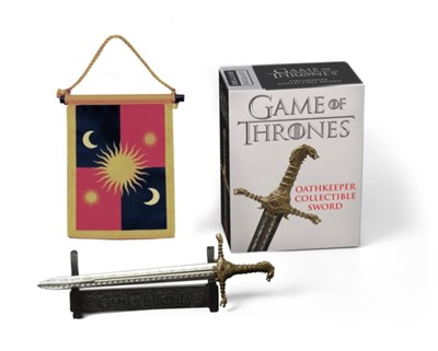 Game of Thrones: Oathkeeper Running Press 9780762460755