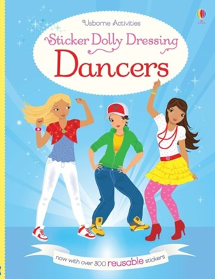 Sticker Dolly Dressing Dancers Fiona Watt 9781474933407