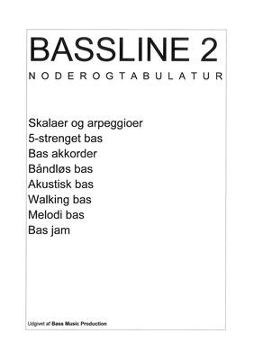 Bassline 2 Henrik Deleuran 9788793501126