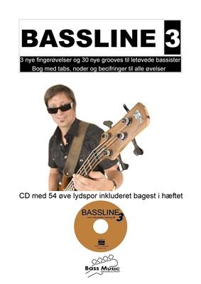 Bassline 3 Henrik Deleuran 9788793501133