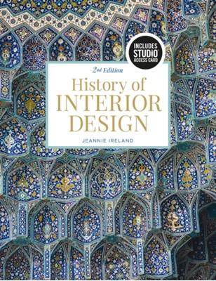 History of Interior Design Jeannie (Missouri State University Ireland 9781501321962