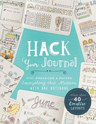 Hack Your Journal Lark Crafts 9781454710684