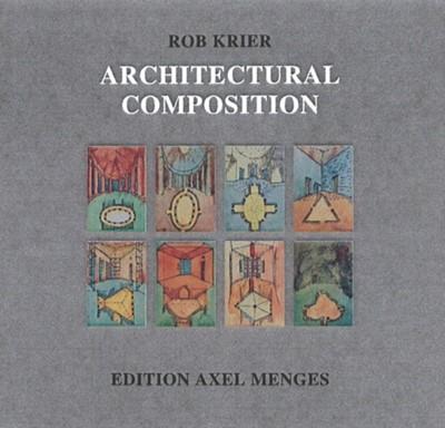 Architectural Composition Rob Krier 9783936681390