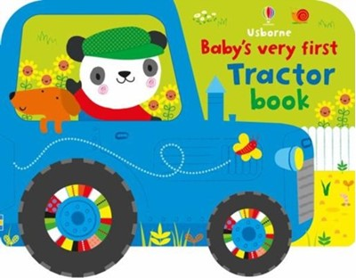 Baby's Very First Tractor Book Fiona Watt 9781409597131