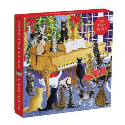 Christmas Chorus 500 Piece Puzzle  9780735356320