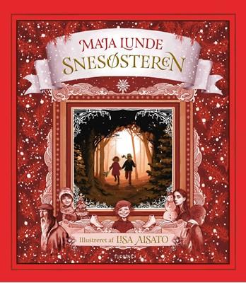 Snesøsteren Maja Lunde 9788740651188