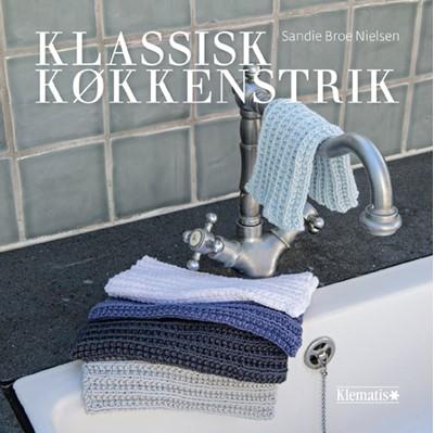 Klassisk køkkenstrik Sandie Broe Nielsen 9788771393545