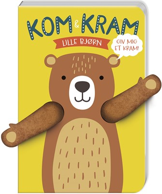 Kom og kram: Lille bjørn  9788772051321