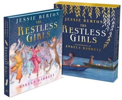 The Restless Girls Jessie Burton 9781408897539