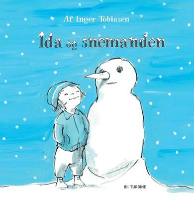 Ida og snemanden Inger Tobiasen 9788771413557