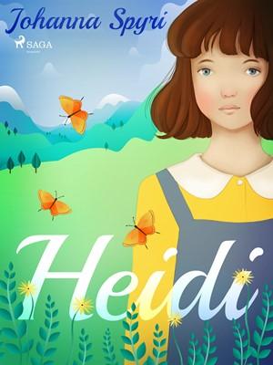 Heidi Johanna Spyri 9788711928134