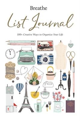 Breathe List Journal  9781781453452