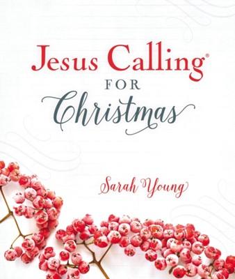 Jesus Calling for Christmas Sarah Young 9781400309184