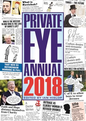 Private Eye Annual Ian Hislop 9781901784664
