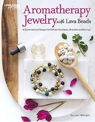 Aromatherapy Jewelry with Lava Beads Lori Wenger 9781464772566