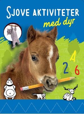 Sjove Aktiviteter med dyr - hest  9788771314311