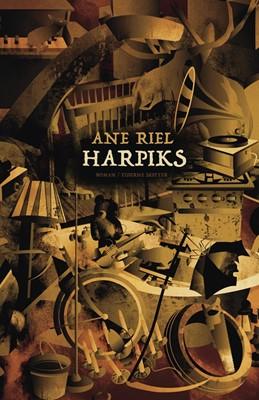 Harpiks Ane Riel 9788779737624