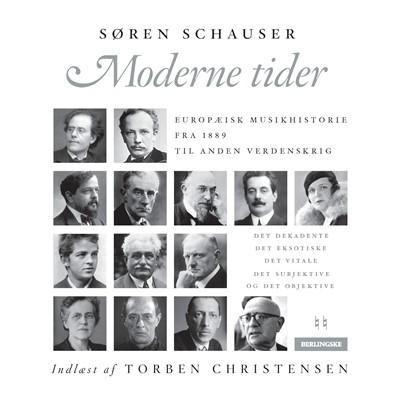 Moderne tider Søren Schauser 9788772009629