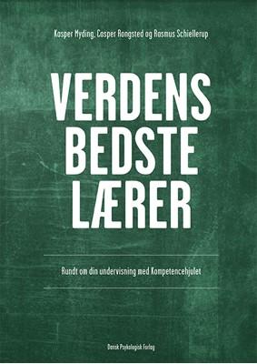 Verdens bedste lærer Kasper Myding, Rasmus Schiellerup, Casper Rongsted 9788771586978