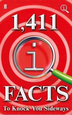 1,411 QI Facts To Knock You Sideways James Harkin, John Mitchinson, John Lloyd 9780571317776