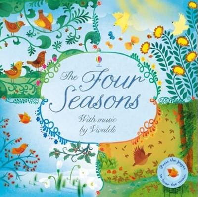 The Four Seasons Fiona Watt 9781474922074