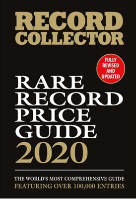 Rare Record Price Guide 2020  9781916421905