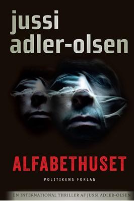 Alfabethuset Jussi Adler-Olsen 9788740053517