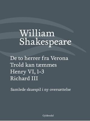 Samlede skuespil / bind 1 William Shakespeare 9788702100617