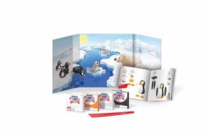 "FIMO Kids sæt, ""Polar""  4007817032572"