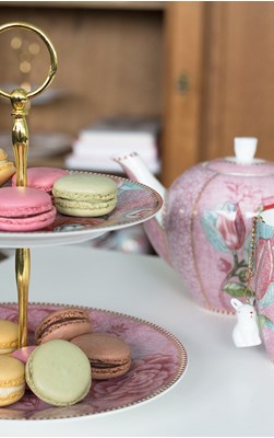 PIP Studio - Kageopsats, Pink Spring to Life  8718924018958
