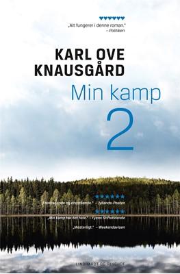 Min kamp 2, pb. Karl Ove Knausgård 9788711396322