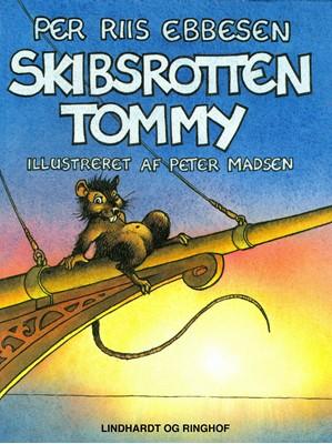 Skibsrotten Tommy Per Riis Ebbesen 9788726077452
