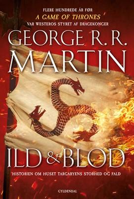 ILD & BLOD George R. R. Martin 9788702271829