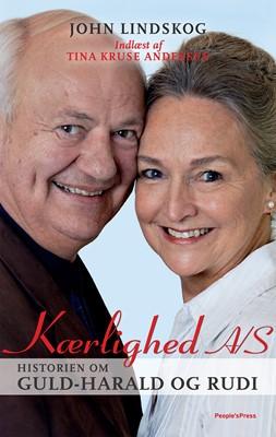 Kærlighed A/S John Lindskog 9788770360555