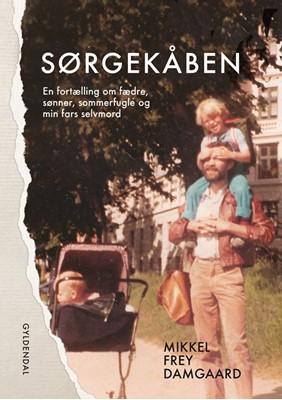 Sørgekåben Mikkel Frey Damgaard 9788702255423