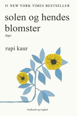 Solen og hendes blomster Rupi Kaur 9788711902974