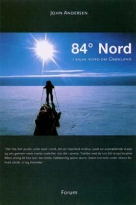 84 grader Nord John Andersen 9788702050721